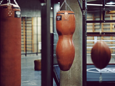 Оборудование для «Men Only Boxing»