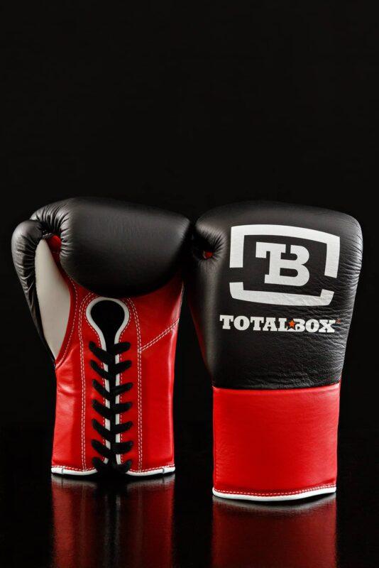 Боксерские перчатки «TOTALBOX» профессиональные
