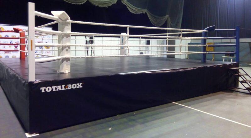 Боксерский ринг соревновательный «TOTALBOX»