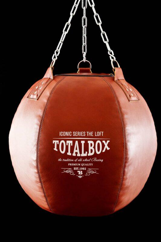Груша боксерская «LOFT» TOTALBOX «шар»