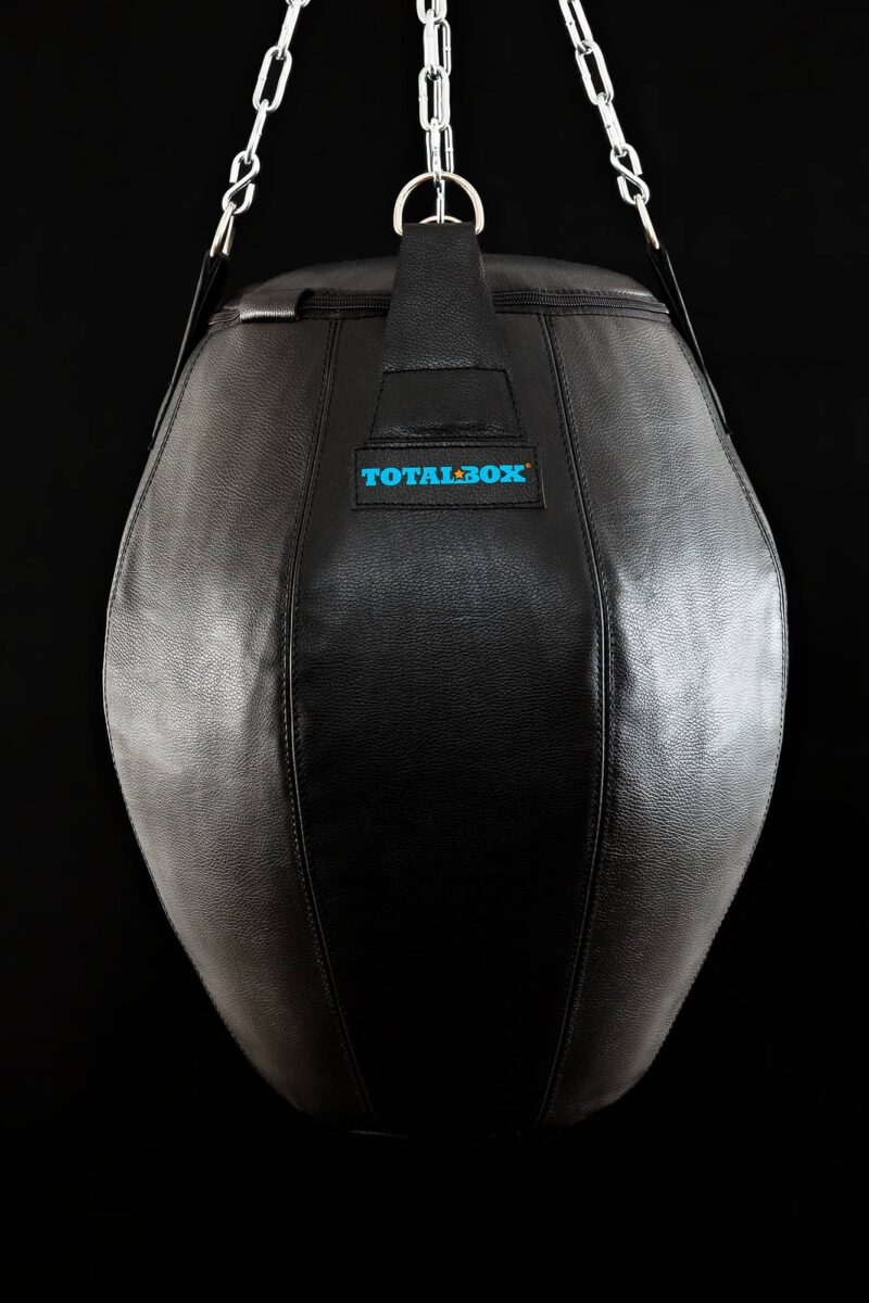 Груша кожаная боксерская TOTALBOX «бочка малая»