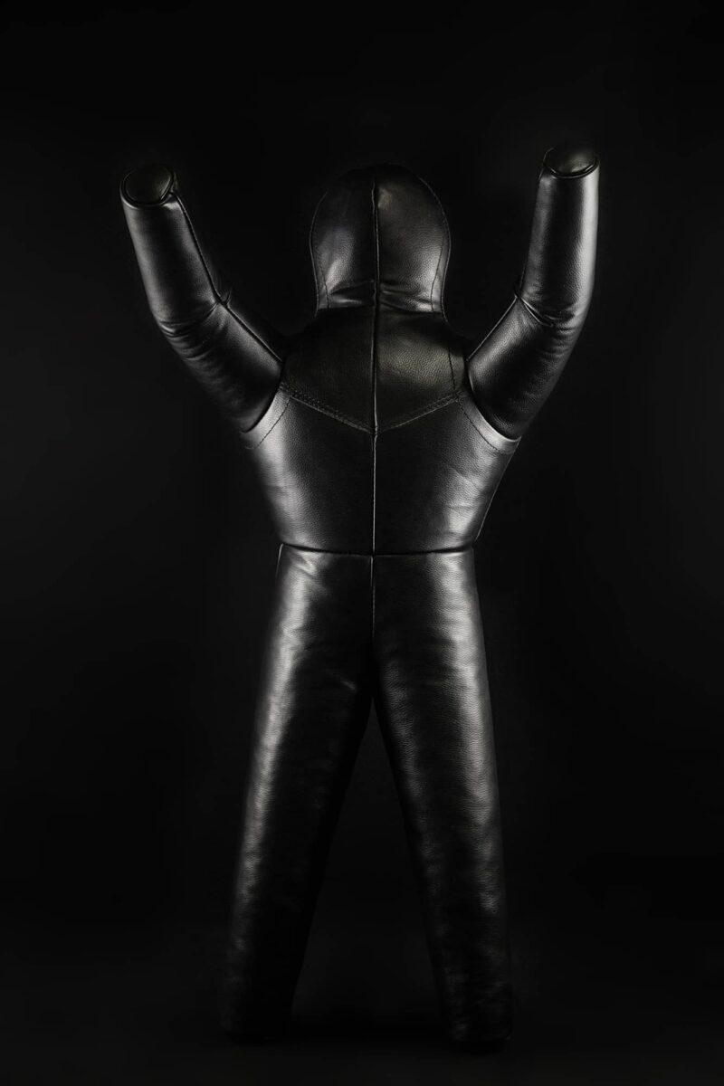 Манекен для борьбы «TOTALBOX» двуногий кожаный