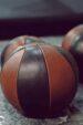 Медбол кожаный TOTALBOX «LOFT»
