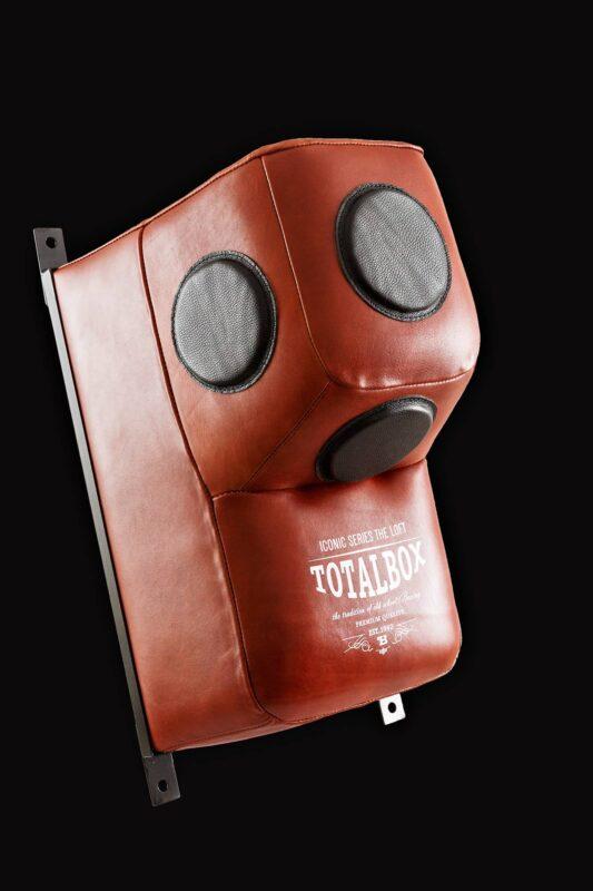 Подушка боксерская TOTALBOX «LOFT» Г-образная с мишенями