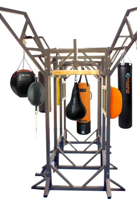 Стойка для боксерских мешков и груш