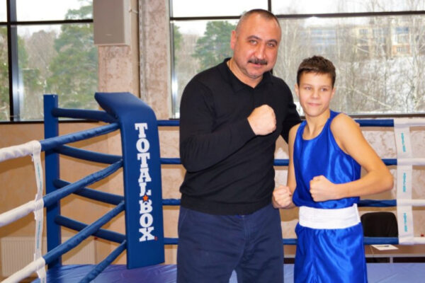 Академия бокса Александра Лебзяка (Химки)