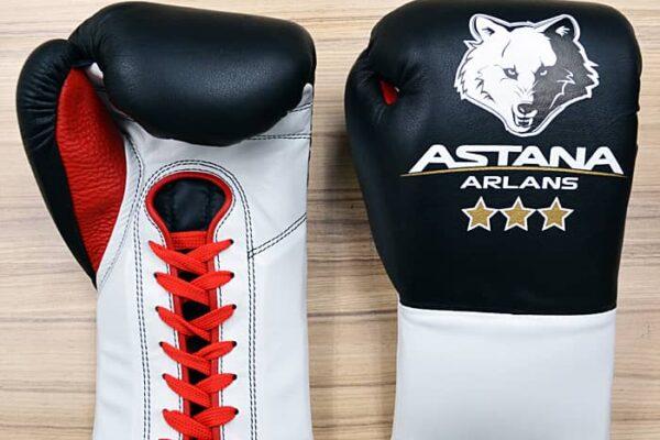 Боксерские перчатки для «Astana Arlans»