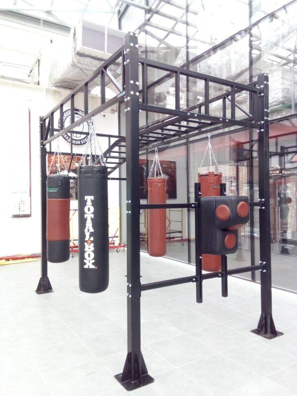 Боксерские мешки totalbox в Академии бокса