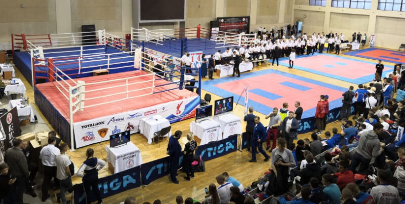 Чемпионат России - кикбоксинг