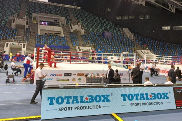 «TOTALBOX» — партнер чемпионата России по кикбоксингу 2021
