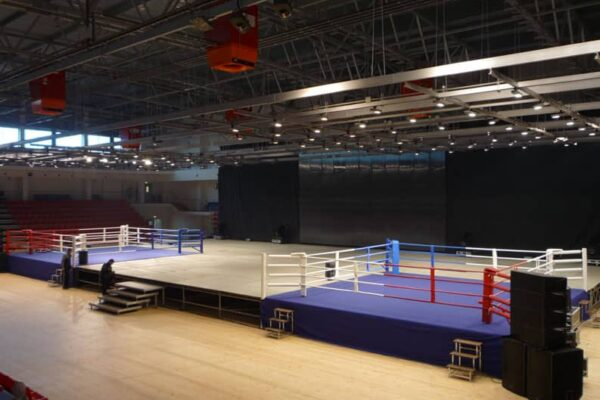 «Центр Бокса и настольного тенниса» (Казань)