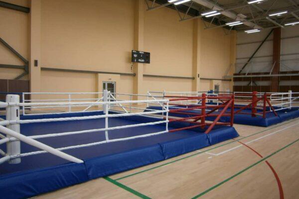 Федеральный спортивно-тренировочный центр «Парамоново» (Московская область)