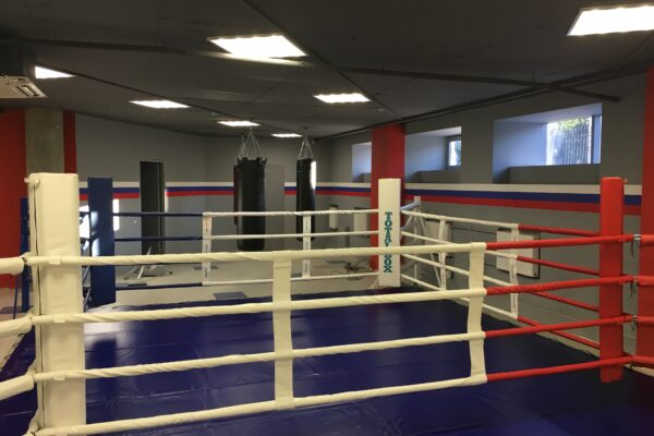 Боксерское оборудование для фитнес-клуба «Чемпион»