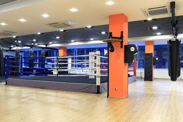 Фитнес-клуб «GYMHALL» (Екатеринбург)