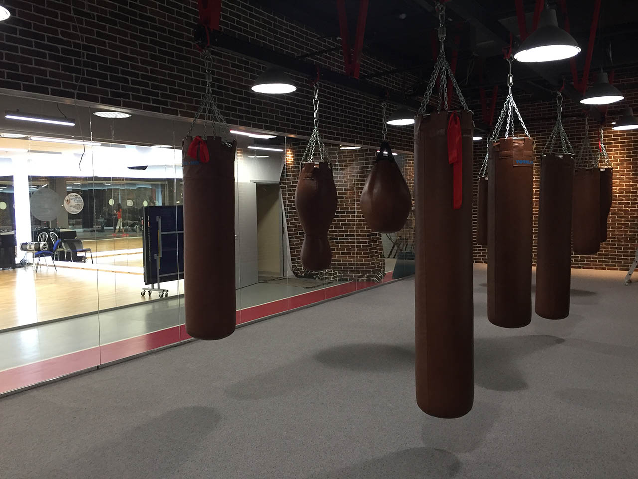 Клуб «Фитнес-центр 100%» (Москва)