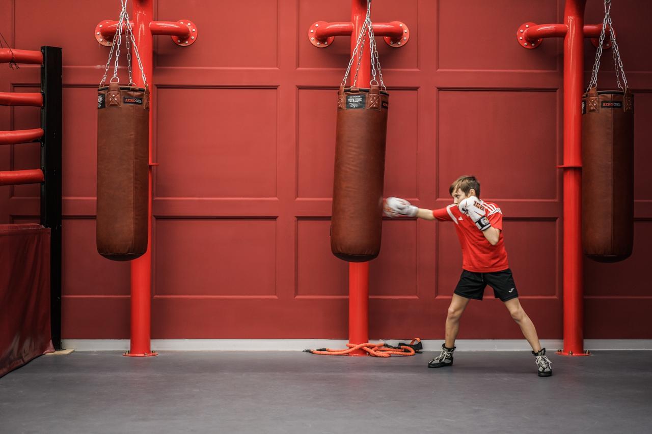 «Академия бокса Лужники» (Москва)