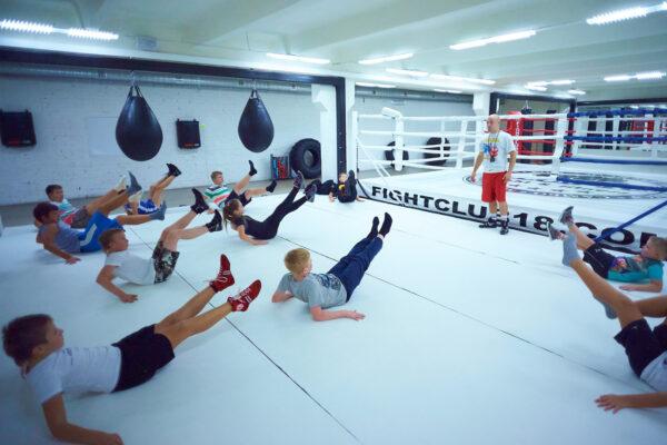 Фитнес-клуб «CLUB 18» (Москва)