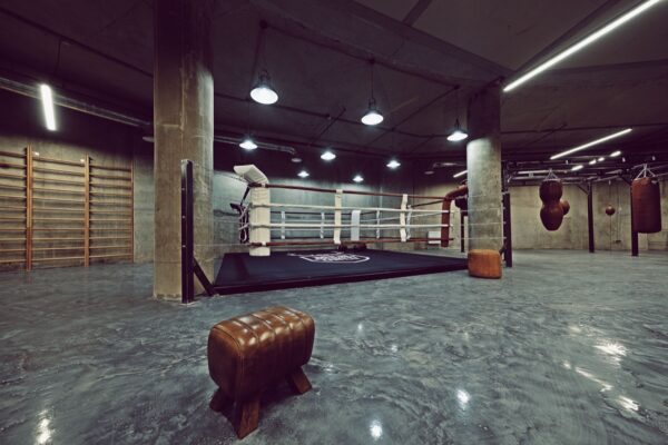 Клуб «Men Only Boxing» (Москва)