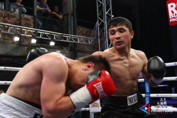 Мухаммад Якубов - Ферузбек Юлдашев. Бой за пояс чемпиона мира WBO среди молодежи