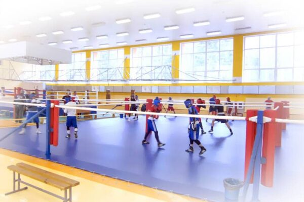 Олимпийская спортивная база ФГУП «Озеро круглое» (Лобня, Мос. область)