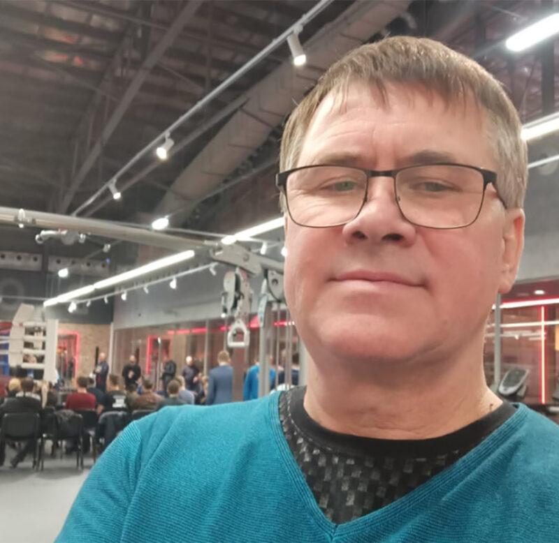 "Олюнин А.Н. - директор ООО ""Центр спорт"""