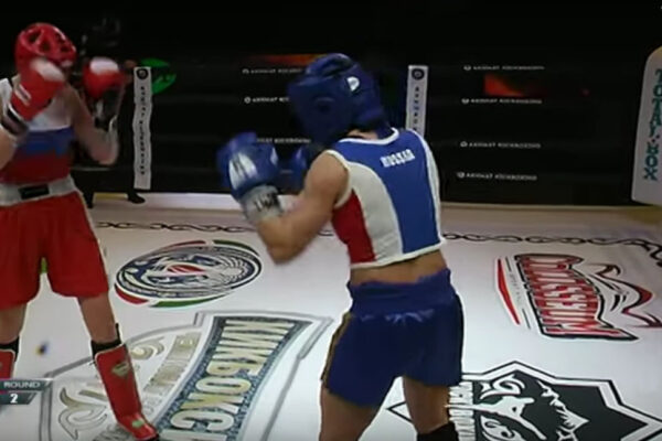 Чемпионат России по кикбоксингу прошел на ринге «TOTALBOX»
