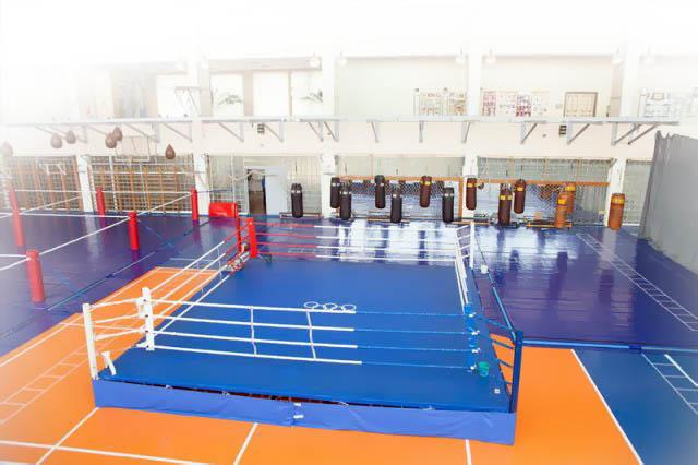 Учебно-тренировочная база МГФСО Москомспорта (Чехов)