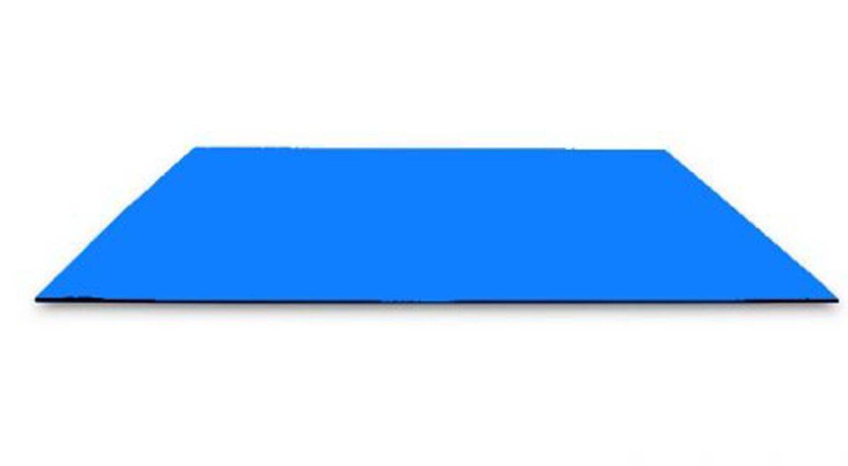 Ковер борцовский одноцветный